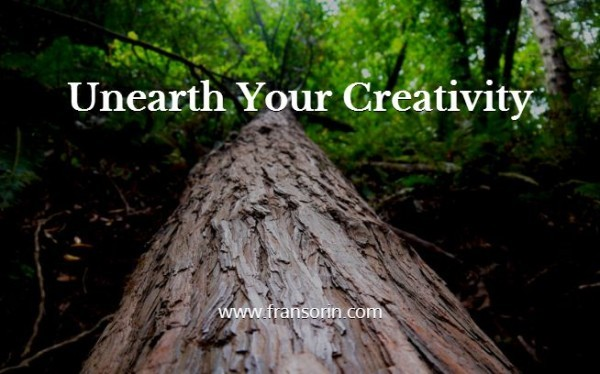 Unearth Your Creativity