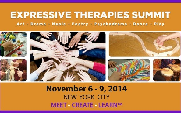 Expressive Therapies Summit 2014